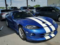 dodge viper for sale dallas 1b3er69e2vv302592 1997 blue dodge viper on sale in tx dallas