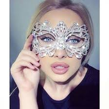 masquerade masks for prom jewels rhinestones masquerade mask prom wheretoget