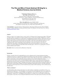 covering letter for manuscript submission in a journal writing a journal article for publication