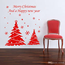 merry home decor pvc removable wall sticker