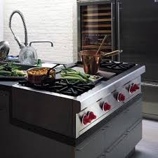48 Gas Cooktops Wolf 48