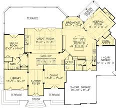 House Plans With Keeping Rooms Master Up Luxury House Plan 15612ge Architectural Designs