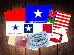 State Flag Of Texas Stories Of Texas Women Flag Makers Of The Texas Revolution