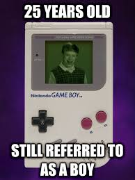 Bad News Brian Meme - bad luck gameboy beheading boredom