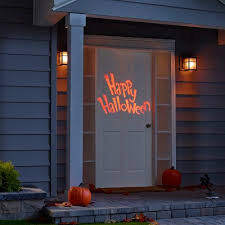 projector lights outdoor halloween decorations target