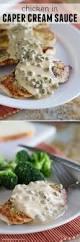 Elegant Formal Dinner Menu Ideas Chicken In Caper Cream Sauce Taste And Tell