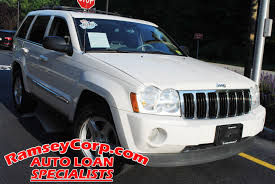 lowered jeep grand cherokee used 2006 jeep grand cherokee for sale west milford nj