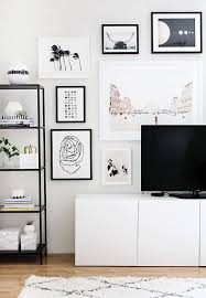 how to hang a gallery wall gallery wall tvs and walls