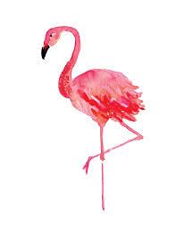 diy flamingo tray