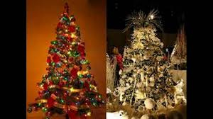 image of christmas trees youtube