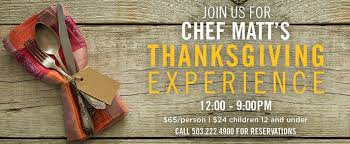 thanksgiving experience at farmer at farmer in
