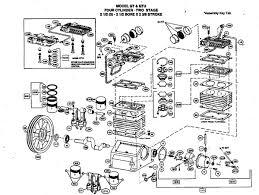 220 Air Compressor Wiring Diagram Instructions Quincy Air Compressor Electrical Diagram Quincy