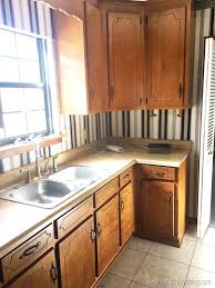 are wood kitchen cabinets outdated see this kitchen go from dated to delightful after a major