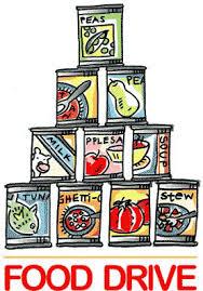 thanksgiving food drive white oak intermediate school