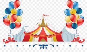 circus balloon performance circus circus tents balloon posters