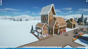 House Planet by Planet Coaster Gingerbread House Information Album On Imgur