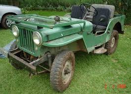 dark green jeep cj 1951 owners photos