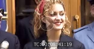 Seeking Zone Madonna On Desperately Seeking Susan Unedited On The Set