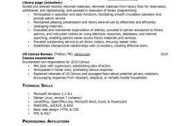 Librarian Resume Examples by Best Librarian Assistant Resume Reentrycorps
