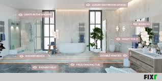 top bathroom designs 2017 bathroom trends unveiled smart devices are the big thing