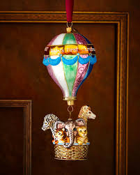 strongwater baby s air balloon ornament