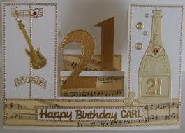 Card Making Magic - shaped cards from margaret keddie