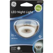 ge led night light ge mini led automatic night light 10970 do it best