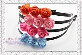 hair bands for women fashion three satin headbands women hairband girl hair bands