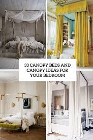 Wall Canopy Bed by 33 Canopy Beds And Canopy Ideas For Your Bedroom Digsdigs