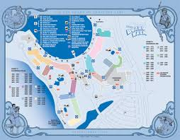 Disney Saratoga Springs Floor Plan Resort Maps 2008 Photo 15 Of 17