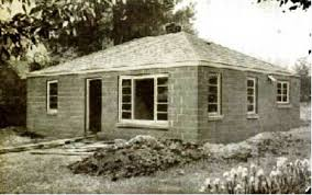 concrete block houses small concrete block homes mechanics archive concrete block