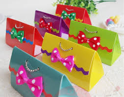 paper gift boxes paper gift box diy candy box bowknot box bag shaper suit for