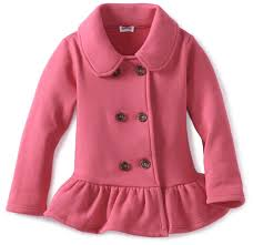 different types of kids coats