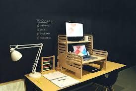 Stand Up Desk Conversion Ikea Desk Convert Ikea Desk To Standing Desk Converting Desk To