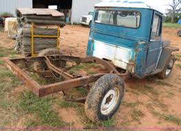 1962 willys jeep pickup 1962 willys jeep pickup truck item c9734 sold wednesday