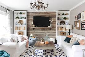 Accent Wall For Living Room by How To Build A Pallet Accent Wall