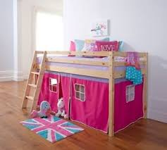 Bunk Bed With Tent Cabin Bed Tent Tent Only Brighten Up Any Cabin Or Bunk Bed Ebay
