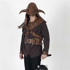 viking hoodie viking helmet viking costume hoodie halloween