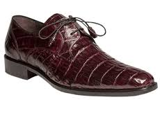 mezlan shoes mens burgundy full crocodile dress shoes anderson