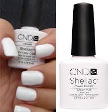 cnd led l problems cnd other shellac uv nail polish cream puff like gel poshmark