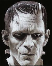 frankenstein mask halloweentown store boris karloff frankenstein mask