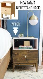 apothecary drawers ikea ikea tarva nightstand hack ikea did it again nightstands
