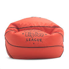 Big Joe Bean Bag Chair Kids Amazon Com Comfort Research Big Joe Basketball Bean Bag With