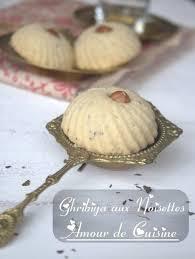 amour de cuisine gateaux secs ghribia aux noisettes gateau sec algerien a