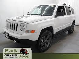 silver jeep patriot black rims 2013 jeep patriot burnsville mn used cars for sale