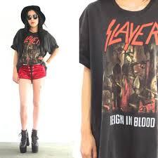 metal band sweaters shop slayer band t shirts on wanelo