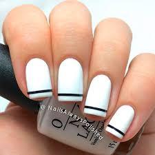 fun white nail polish designs naildesignsjournal com