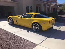 2007 corvettes for sale 2007 corvette z06 velocity yellow warranty corvetteforum