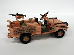 sas land rover eastern suburbs scale modelling club essmc tony mcgoldrick u0027s pink