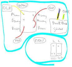 2 gang 2 way light switch diynot forums